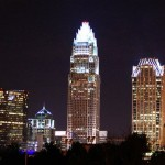 Uptown Charlotte Map